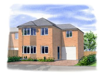 Thumbnail 4 bed detached house for sale in Browning Street, Narborough, Leicester