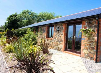Thumbnail 2 bed bungalow to rent in New Portreath Road, Portreath