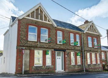 Thumbnail 3 bed flat to rent in The Travellers Rest, Nantyffyllon, Maesteg
