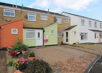 Thumbnail 3 bed terraced house to rent in Lovell Gardens, Watton, Thetford