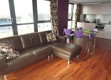 Thumbnail 2 bedroom flat to rent in The Ropewalk, Nottingham