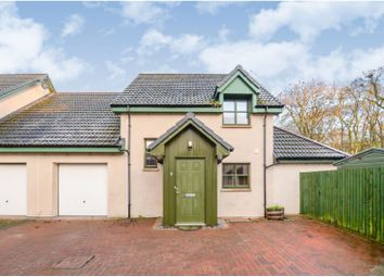 Thumbnail 3 bed link-detached house for sale in Teaninich Paddock, Alness
