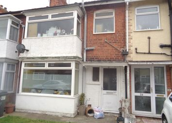 Thumbnail 3 bed terraced house for sale in Etherington Drive, Hull