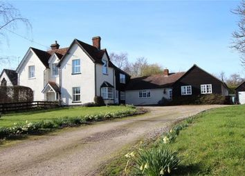 Thumbnail 5 bed semi-detached house for sale in Burton End, Haverhill, Suffolk