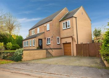 Thumbnail 4 bed detached house for sale in Gynwell, Naseby, Northampton