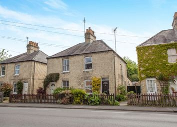 Thumbnail 2 bedroom semi-detached house for sale in Water Lane, Impington, Cambridge