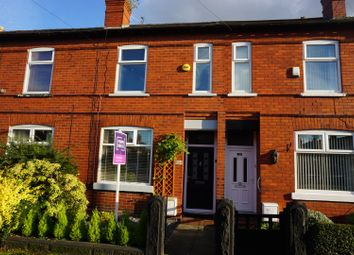 Thumbnail 2 bedroom terraced house for sale in Hampden Road, Sale