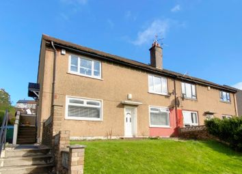 Thumbnail 2 bed flat for sale in 87 Faifley Road, Faifley