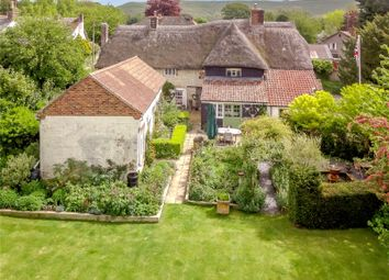 Thumbnail 6 bedroom detached house for sale in High Street, Child Okeford, Blandford Forum, Dorset