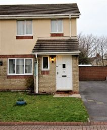 Thumbnail 3 bed semi-detached house for sale in The Mariners, Llanelli