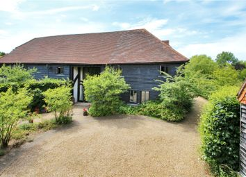 Thumbnail 4 bed semi-detached house for sale in Delaware Farm, Hever Road, Edenbridge, Kent