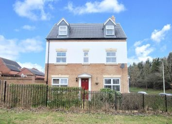 Thumbnail 4 bed detached house for sale in Great Meadow Terrace, Woodside, Telford