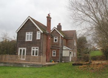 Thumbnail 3 bed detached house to rent in Paley Lane, Colliers Green, Cranbrook, Kent