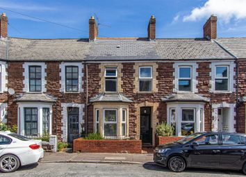 Thumbnail 2 bed terraced house for sale in Wyndham Road, Pontcanna, Cardiff