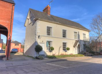 Thumbnail 4 bedroom semi-detached house for sale in Church Street, Ellesmere