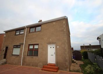 Thumbnail 2 bed semi-detached house for sale in Kinarvie Terrace, Glasgow, Lanarkshire
