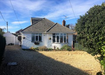 Thumbnail 4 bedroom detached bungalow for sale in Ashlett Close, Fawley, Southampton