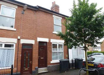 Thumbnail 2 bed terraced house for sale in Cameron Road, Pear Tree, Derby