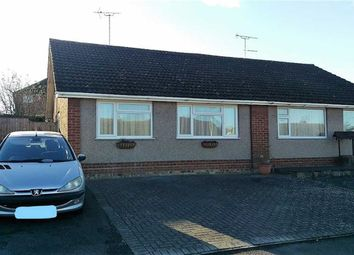 Thumbnail 2 bed semi-detached bungalow to rent in Harewood Close, Tuffley, Gloucester