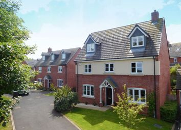 Thumbnail 5 bed detached house for sale in Moat Lane, Woore, Crewe