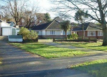 Thumbnail 4 bedroom bungalow to rent in Moorside Road, Bournemouth