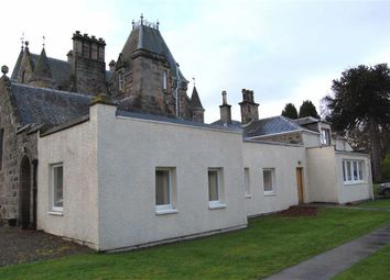 Thumbnail 3 bed flat for sale in Lentran, Inverness