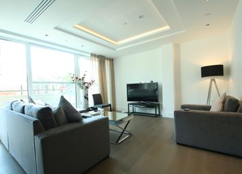 Thumbnail 2 bed flat for sale in Radnor Terrace, Lord Kensington House, Kensington, London