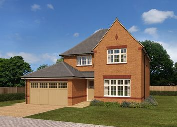 "Thumbnail 4 bed detached house for sale in ""Welwyn"" at Hawkins Road, Exeter"