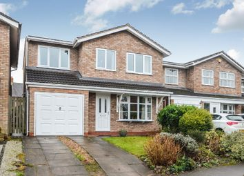 Thumbnail 5 bedroom detached house for sale in Larchfields, Wolston, Rugby