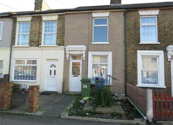 Thumbnail 2 bedroom terraced house for sale in Shakespeare Road, Sittingbourne, Kent