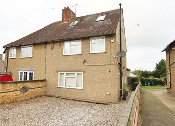 Thumbnail 6 bed semi-detached house for sale in Long Green, Nazeing, Essex.