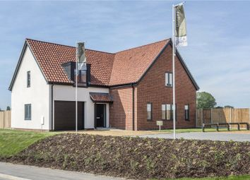 Thumbnail 4 bed detached house for sale in Plot 1 Bankside, Bell Road, Barnham Broom, Norwich