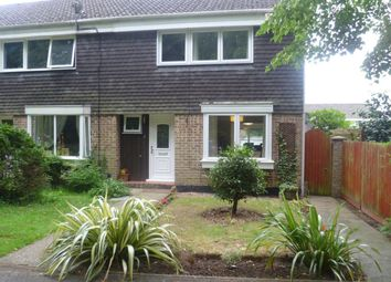 Thumbnail 3 bed semi-detached house to rent in Holmesland Walk, Botley, Southampton