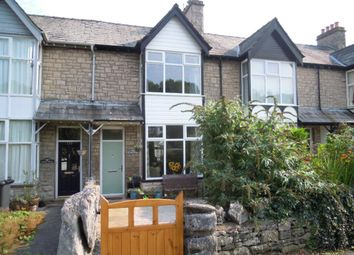 Thumbnail 3 bed terraced house for sale in Silverdale Road, Arnside, Carnforth