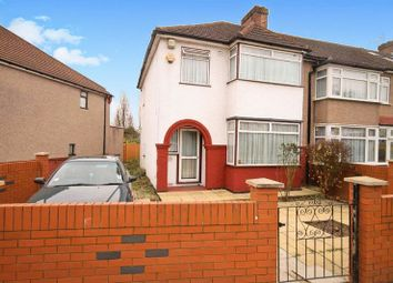 Thumbnail 3 bed terraced house for sale in Hurley Road, Greenford