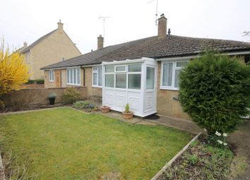 Thumbnail 2 bedroom bungalow to rent in Little Casterton Road, Stamford