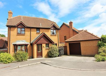 4 bed detached house for sale in Spicer Way, Chard TA20