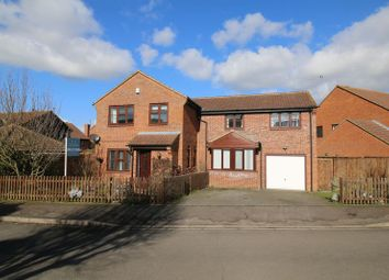 Thumbnail 5 bed detached house for sale in Fanshawe Road, Thame