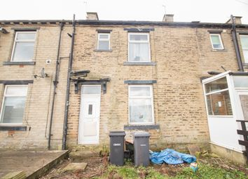 Thumbnail 1 bedroom terraced house for sale in Crystal Terrace, Bradford