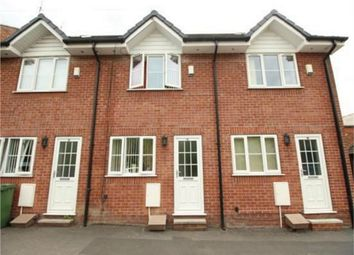 Thumbnail 3 bed town house to rent in Annan Street, Denton, Manchester