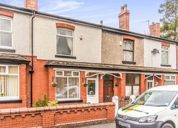 Thumbnail 2 bed terraced house for sale in Coronation Avenue, Hyde