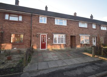 Thumbnail 3 bedroom terraced house for sale in The Street, Whatfield, Ipswich