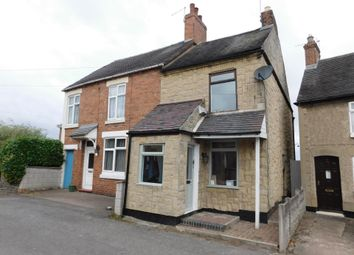 Thumbnail 2 bed semi-detached house for sale in Mount Road, Castle Gresley