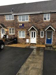 Thumbnail 2 bed terraced house to rent in Dol Werdd, Neath