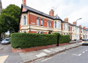 Thumbnail 5 bed end terrace house for sale in Balaclava Road, Roath, Cardiff