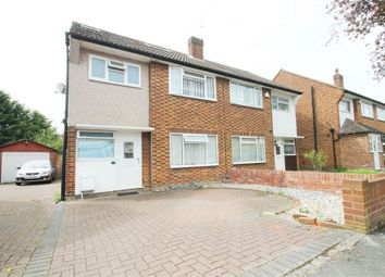 Thumbnail 4 bedroom semi-detached house for sale in Firs Park Gardens, London