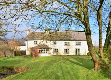 Thumbnail 4 bed farmhouse for sale in Sampford Peverell, Tiverton