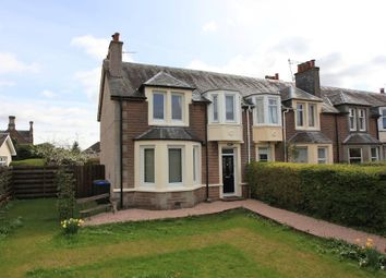 Thumbnail 3 bed end terrace house for sale in Nellfield Road, Crieff