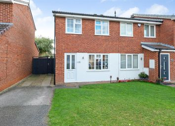 Thumbnail 2 bed end terrace house for sale in Rosemoor Drive, Amblecote, Brierley Hill