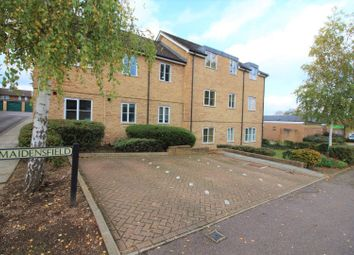 Thumbnail 2 bed flat for sale in Maidensfield, Welwyn Garden City
